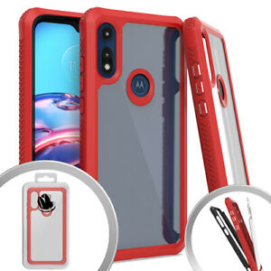 For Motorola Moto E (2020) XT2052DL /Moto E7 PROZKIN Slim Case Phone Cover