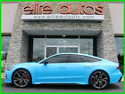 2021 Audi RS7 Audi RS7 Finished in special order RIVIERA BLUE 1 of 1 combo 2021 Audi RS7 SPECIAL ORDER RIVIERA BLUE 1 of 1 Loaded with Carbon Fiber RS 7