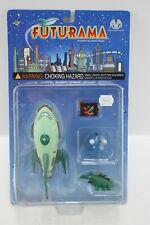 FUTURAMA - SPACESHIP mit Zubehör - Actionfigur