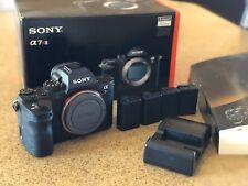 Sony Alpha a7R II Digital Camera (Body Only) w/ Extras and Original Box