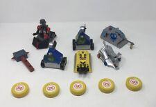 Robot Wars Pull Back Toy Bundle BBC