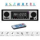 Bluetooth Retro Car Radio MP3 Player Stereo USB AUX Classic Car Stereo-Audio<