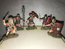 Conte Collectibles Spartacus FIGURES SET OF FIVE