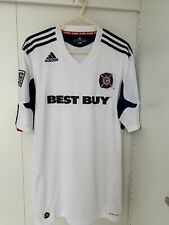 Chicago Fire L 2010-11 Adidas Away Football Shirt