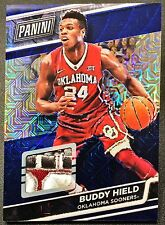2016 Panini National Buddy Hield VIP Gold Pack Parallel Patch /25 Pelicans RARE!