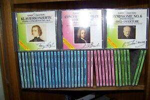 CD Sammlung - Klassik - Classic - Collection