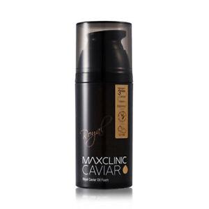 [MAXCLINIC] Royal Caviar Oil Foam 110g (Foam Cleanser, Cleansing Foam)