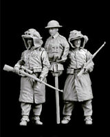 1/35 Resin WWI British snipers Unpainted Unassembled FY094