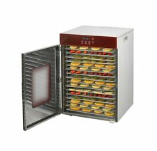 16-layers commercial food drying machine, dried fruit machine, food dehydrator