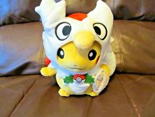 "Pokemon Pikachu Delibird Plush  8"" Inches  (NEW)"