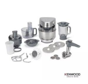 Kenwood Prospero Plus Stand Mixer in Silver Kitchen Machine KHC29.N0SI