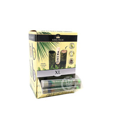 More details for king palm xl rolls - 1 x roll per tube - palm leaf rolling papers