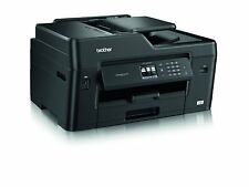 BROTHER MFCJ6530DW All-in-One Wireless A3 Inkjet Printer with Fax Black