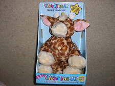 Brand New Webkinz Jr Giraffe Unused Tag For Kids Ages 3 - 6 Pre-Schoolers
