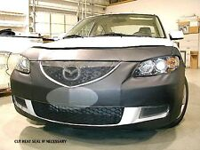 Lebra Front End Mask Cover Bra Fits 2007 2008 2009 MAZDA 3
