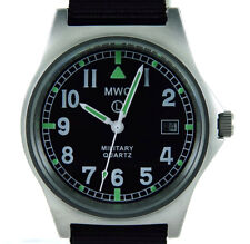 MWC G10 LM Military Watch With Black Strap