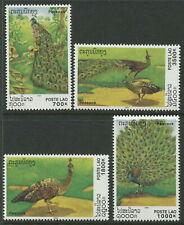 LAOS - 2000 'PEACOCKS' Set of 4 MNH SG1696-1699 [C2401]