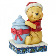 Disney Traditions Holiday Hunny Winnie the Pooh Figure 6002845 New & Boxed
