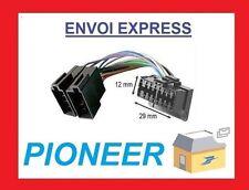 CABLE ISO ADAPTATEUR AUTORADIO PIONEER 16 PIN SERIE DEH-P 16PIN vendeur pro