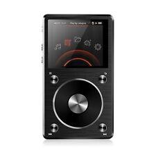 FiiO X5/X5ii 2nd Generation Lossless (FLAC/WAV/MP3) Audio Player & DAC - BLACK