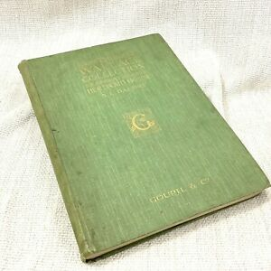 1904 Rare Antique Book The Wallace Collection At Hertford House Illustrated Art
