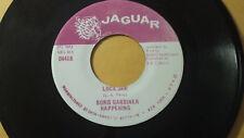 "Boris Gardiner "" Lock Jaw "" Islands Funk 45 Jaguar Label"