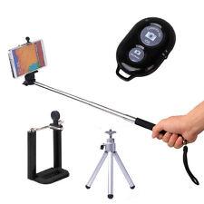 Mono-pied Bâton De Selfie Portable Tripode Bluetooth pour iPhone Samsung HTC