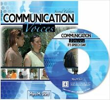 "COMMUNICATION VOICES ON CD Second Edition ""IT'S SPEECH DAY"" by SHIRD  MYRA"