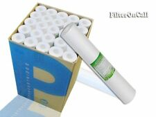 """(25) 20"""" x 2.5"""" Sediment Water Filters/Whole House/RO NSF Certified 5 micron"""