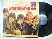MANFRED MANN LP WHAT A MANN Fontana / sfl 13003..... 33 rpm