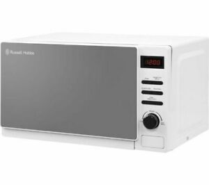 Russell Hobbs RHM2079A 20L 800W Digital Microwave - White