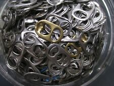 Aluminum Pull Tabs from drink cans 1 pound + LOT as shown