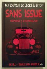 SANS ISSUE ** BIENVENUE A CHISTMASLAND ** EO  NEUF HILL/WILSON III (LOCKE & KEY)