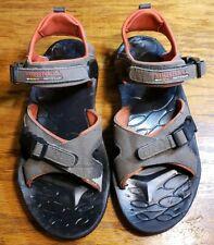 45714617e2b2 Merrell Continuum Vibram Brown Hiking Trail Sandals Men s Size 8.5 42