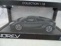 1:18 Norev #187961 Lamborghini Gallardo LP560-4 Anthracite - Rare §