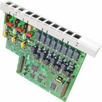 """""""New"""" Panasonic Phone KX-TA82483 System Expansion Card W/ 3 Lines & 8 Extensions"""