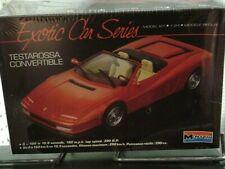 Monogram 2782 Testarossa Convertible model kit