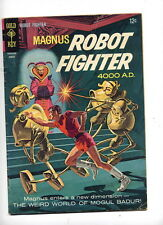 Magnus Robot Fighter #15, 1966 Gold Key; Russ Manning art