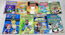 Lot 9 POKEMON Readers Chapter Books Handbooks Guides VGC Scholastic