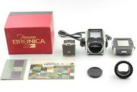 **Exc+++++** Zenza Bronica S2 6x6 Film Camera Body in Box From Japan