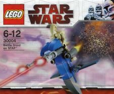 Lego Star Wars Battle Droid on Stap 30004 BNIP