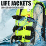 Adult Safety Life Jacket Aid Sailing Boating Swimming Kayak Fishing Vest