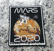 NASA JPL - Mars 2020 Perseverance Rover Exploration Program Mission Patch