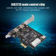 PCIE PCI Express to 1394 b/a (2B1A) Firewire 800 Controller Card Adapter Card AP