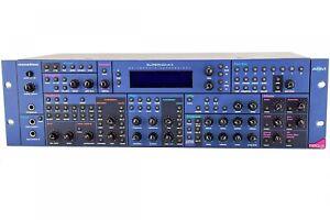 Novation Supernova II Pro X 48 Voice Rack Synthesizer + ⭐ Garantie ⭐