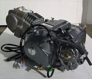 HMParts Pit Bike Monkey Motor Set Lifan 125 ccm 1P54FMI Kick & E-Start unten