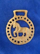 ART POPULAIRE / Folk art - MEDAILLON / Medallion - CHEVAL / Horse