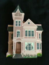 Pitkin House The Rose Victorian Inn Arroyo Grande Ca Lad10 Shelia'S Vintage 1992