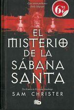 Sam Christer-El Misterio de la Sábana santa.2013.Ediciones B.Tapa dura.