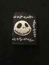NEW Black Graphic Jack Wallet, trifold, Nightmare Before Christmas